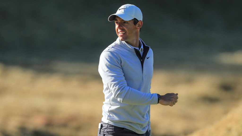 'Golf is a game of integrity': McIlroy restores faith with sporting gesture during rules incident