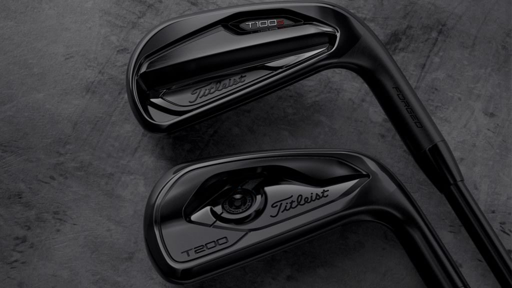 All the Gear: Titleist and Mizuno go back to black