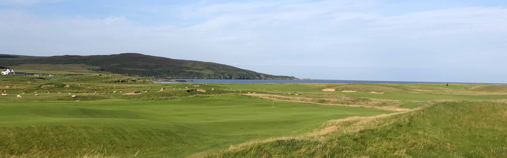 Why The Machrie is the course of my dreams