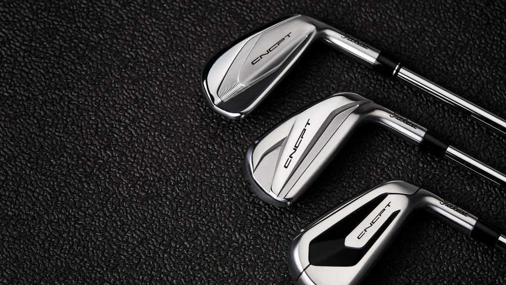 All the Gear: New Titleist irons, winter gear, and a launch monitor you can use at home