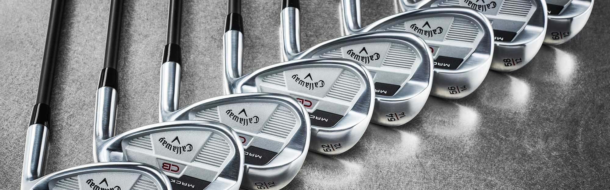 Callaway add Mack Daddy wedges to complement new Big Bertha line