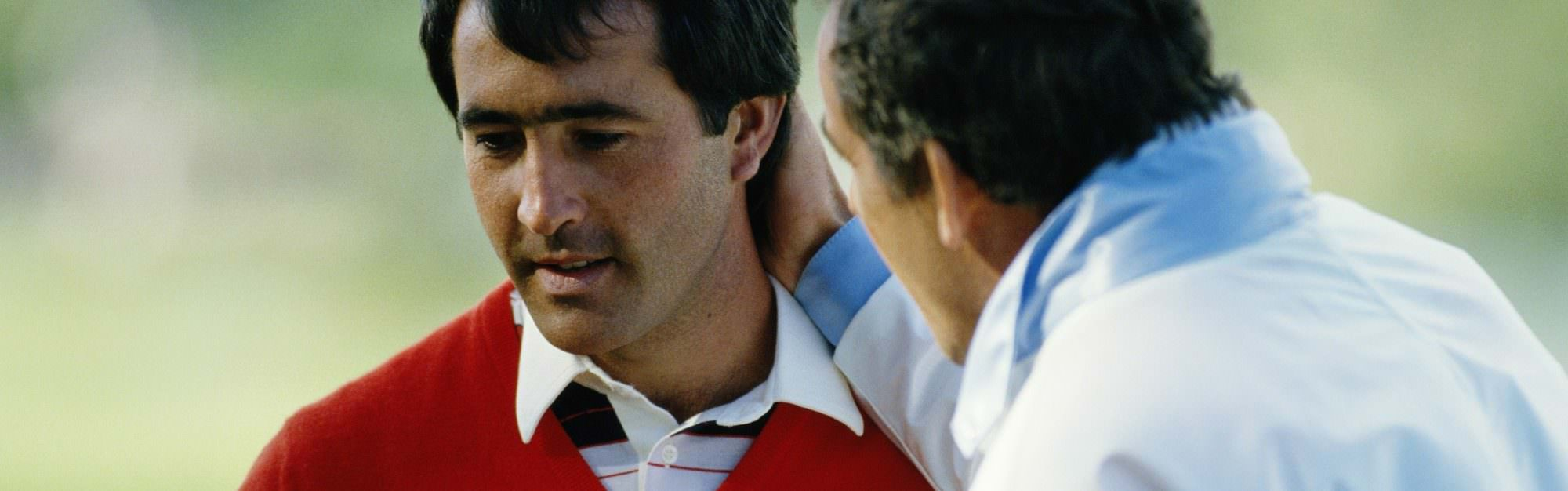 'Players resented Europeans joining the Ryder Cup – but without them it wouldn't exist'