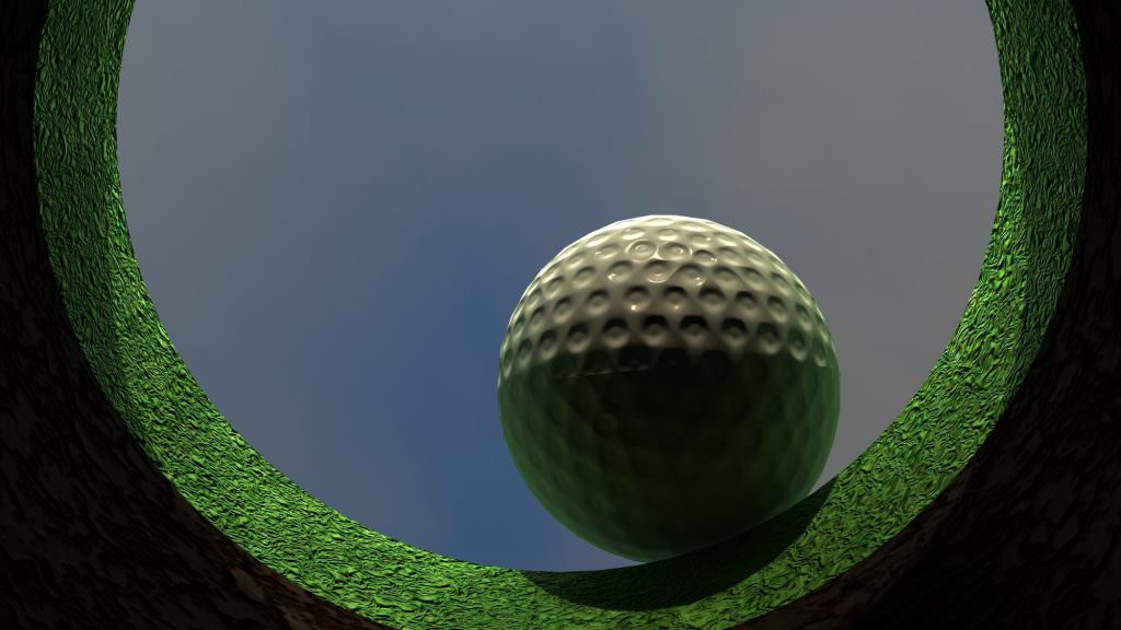 Rules of Golf explained: My ball is hanging over the hole – what do I do?