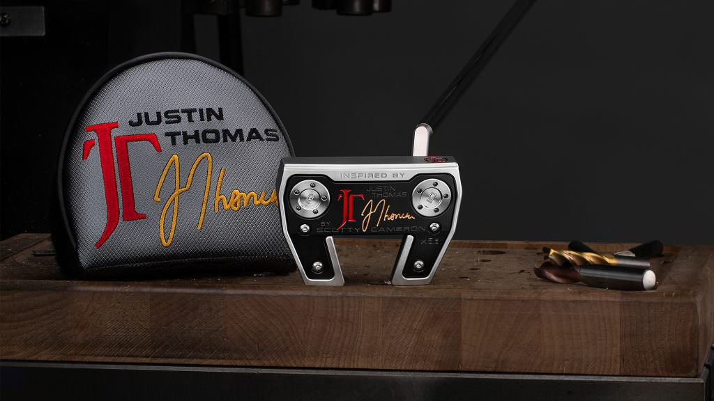 All the Gear: New limited edition Scotty? Say hello to the Justin Thomas Phantom X5.5