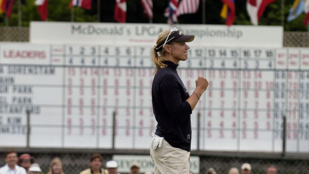 Quiz: Golfers to reach No 1 in the women's world rankings