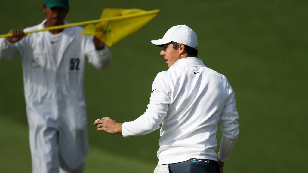 'Rory will win the Masters'