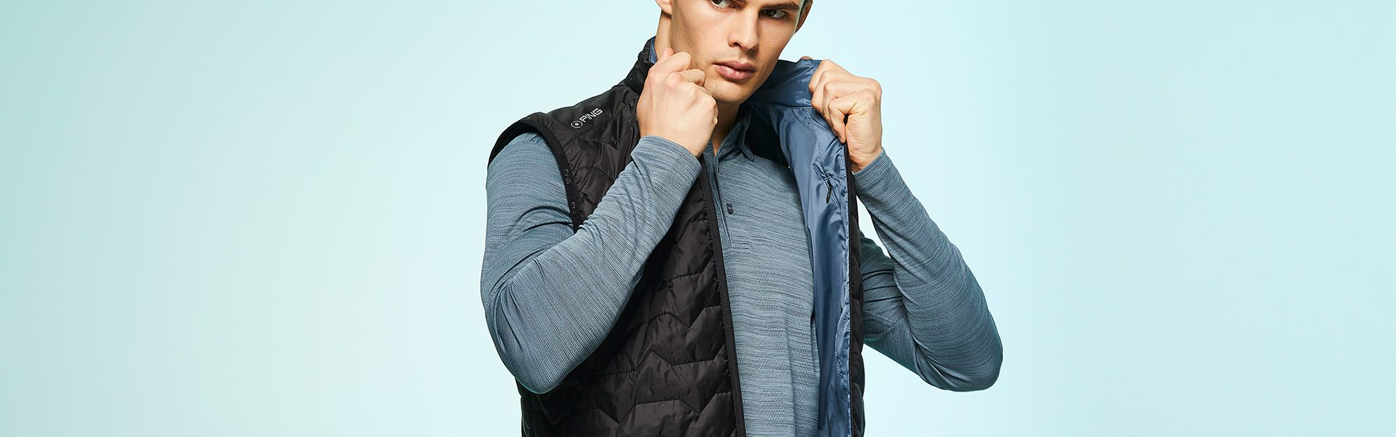 Set your arms free! The best golf gilets of 2020