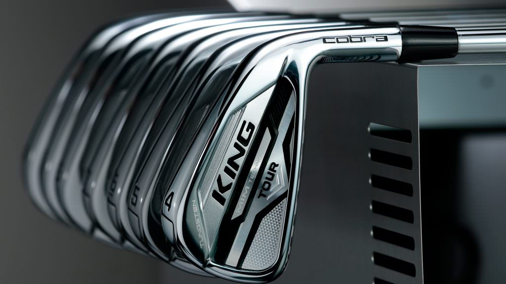 All the Gear: Cobra's new irons, a shark inspired sweater, and James Bond's ball is back
