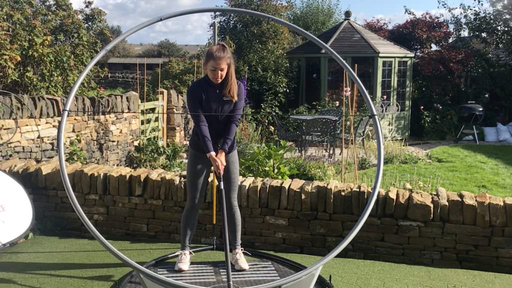 Did you know you can get a PlaneSwing training aid to use at home? We put one to the test