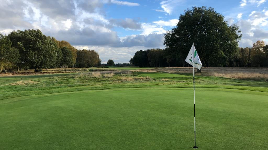 The course where legends have walked - and where Langer climbed a tree