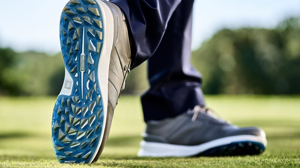 Trainer-like comfort with a golf shoe feel: Introducing the FootJoy Stratos