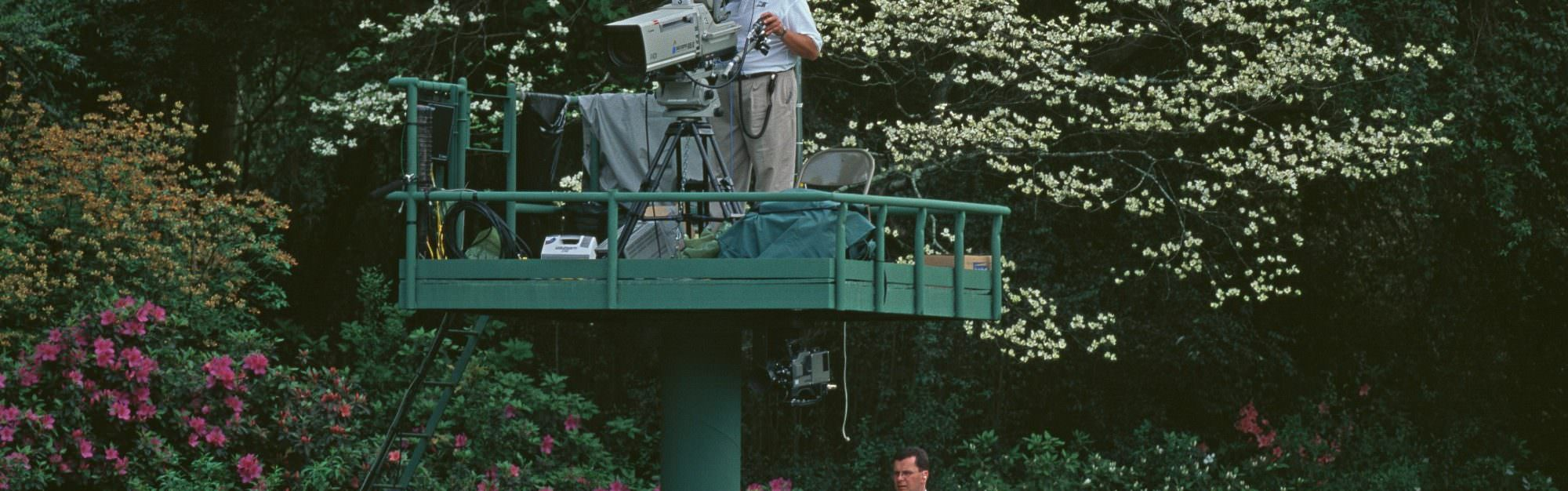 Masters TV guide: When can you watch the action from Augusta?