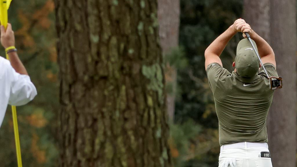 The incredible stat behind Rory's major-less run
