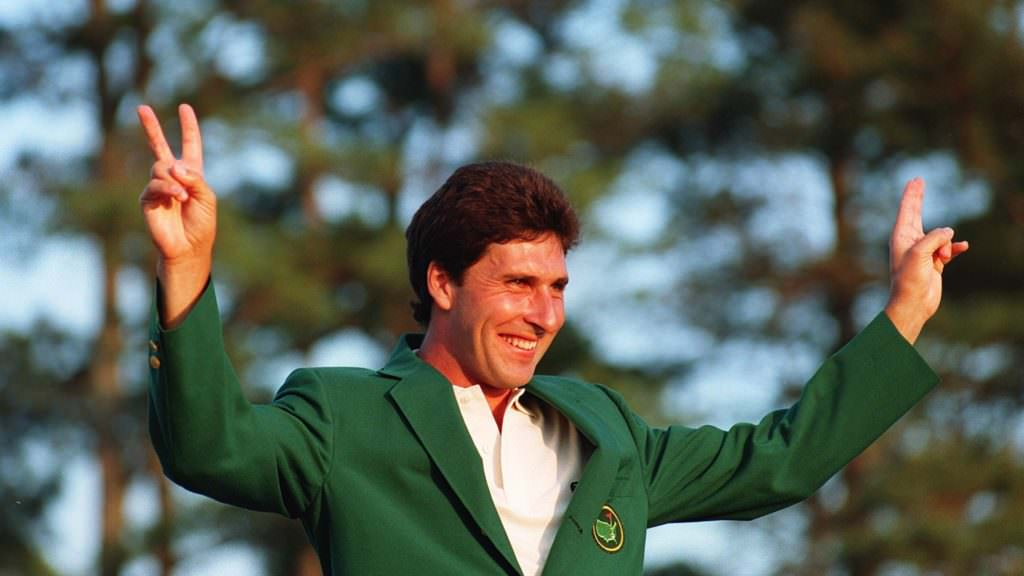 'Winning the Masters was more a sense of relief than joy'