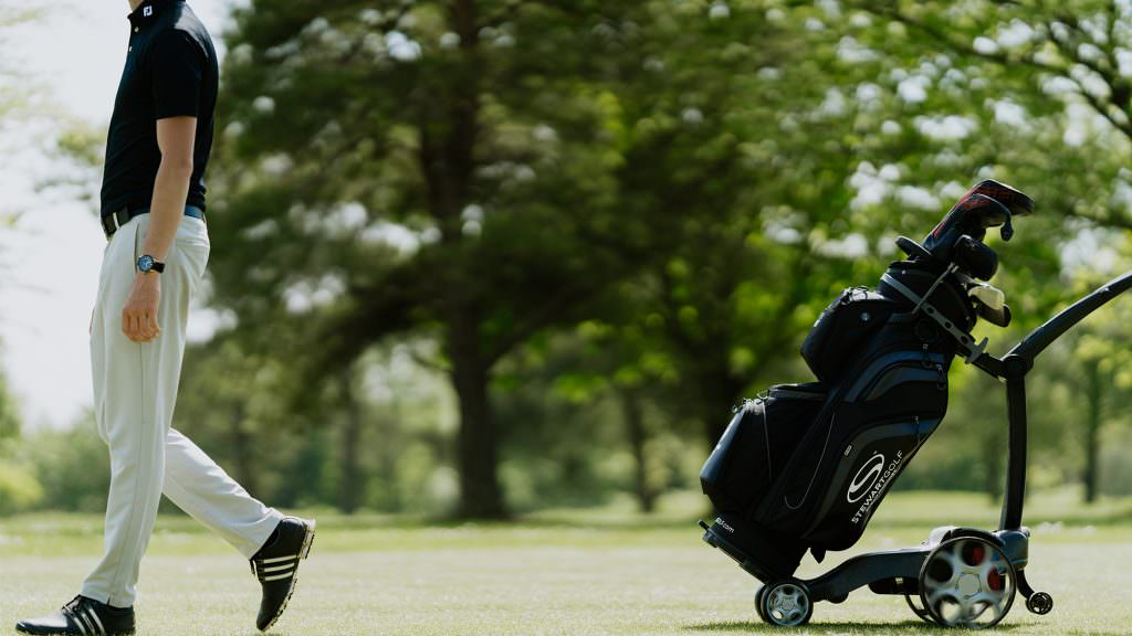 Stewart Golf Q Follow trolley review: Why this was our favourite test of the year