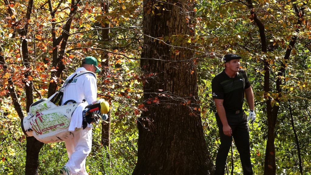 Bryson's making Masters headlines (but not for reasons he wants)