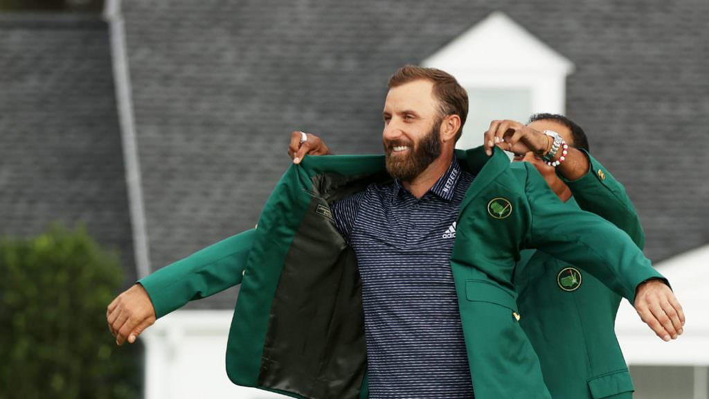 The making of a Masters champion: How DJ rose from golf's nearly-man to multiple major winner