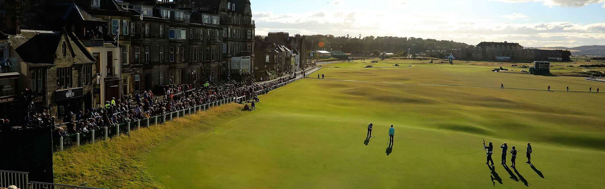 How golf's most famous street nearly tore St Andrews apart