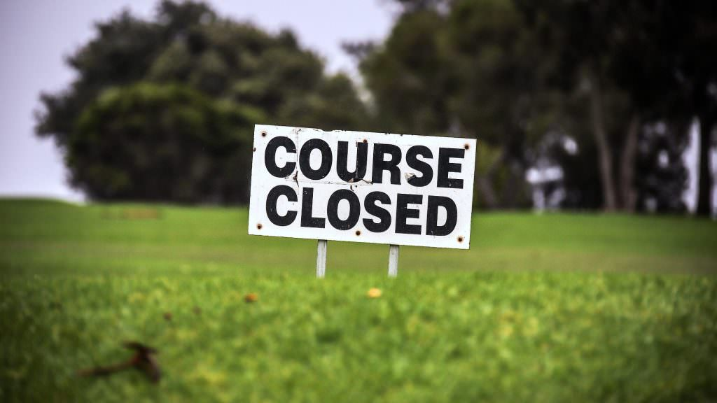 Sleepless nights and financial plights: Managing a golf club in a Covid world