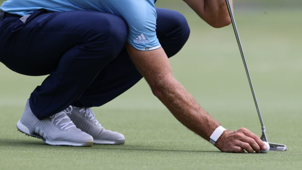 The PGA Tour stars swear by them - but can a Whoop strap really change your game?