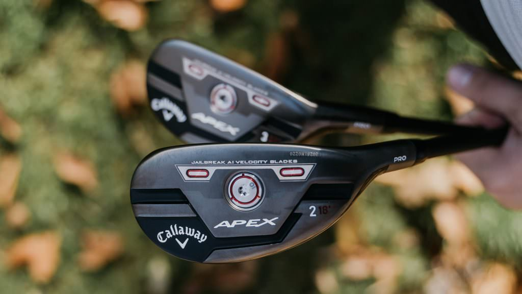 Callaway Apex hybrid review: A model for everyone - but which is best for your game?