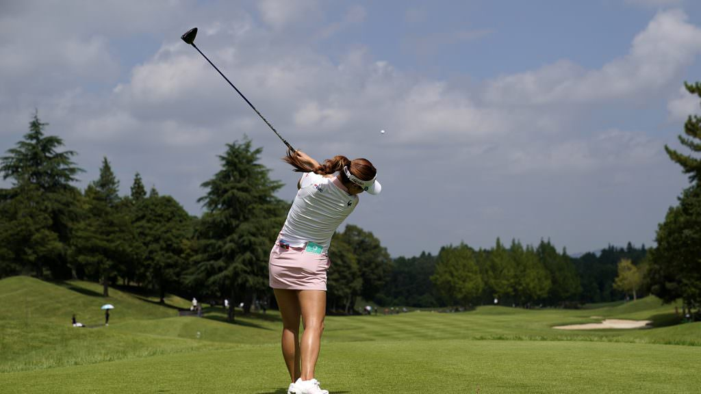 Unlock your hips for a better swing