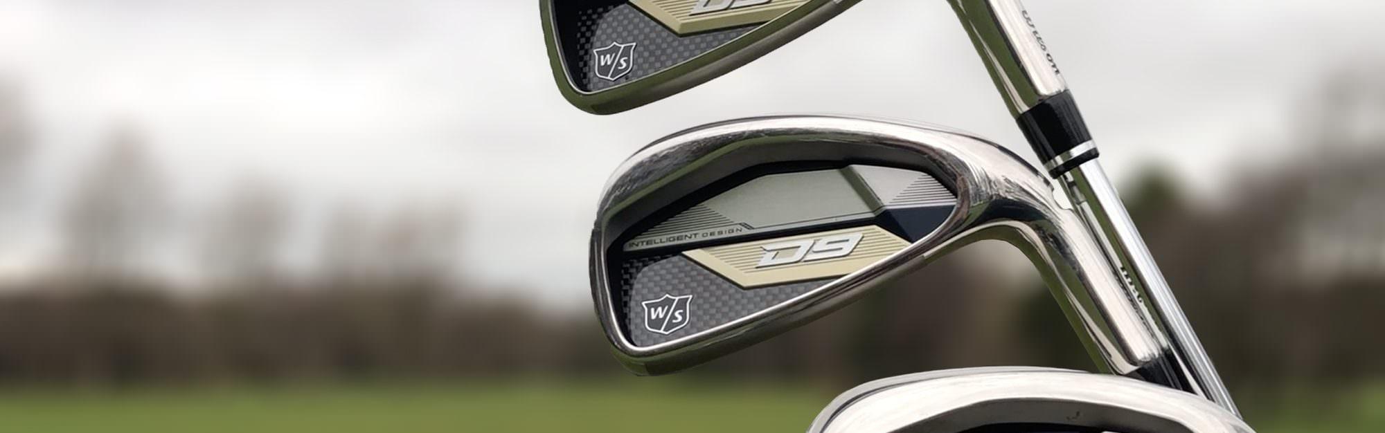 WIN: A brand new set of Wilson D9 irons!
