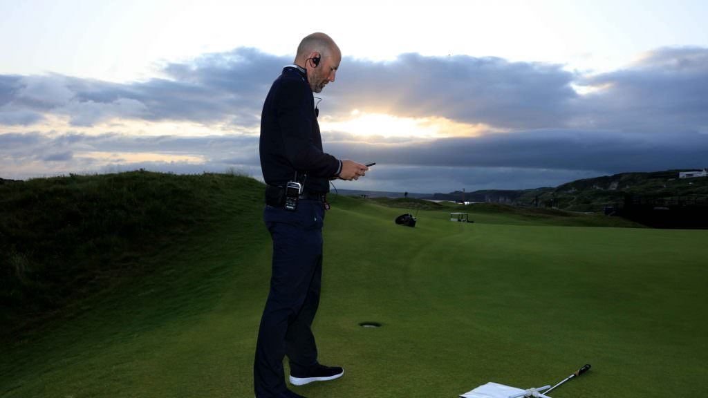 What goes on behind the scenes at the R&A's Rules of Golf department?