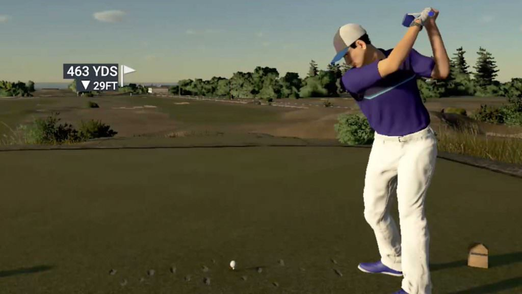 Meet the man painstakingly recreating Britain's best golf courses for you to play on avideo game