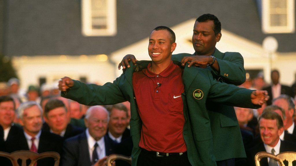 Nine mind-blowing stats behind the Tiger Slam