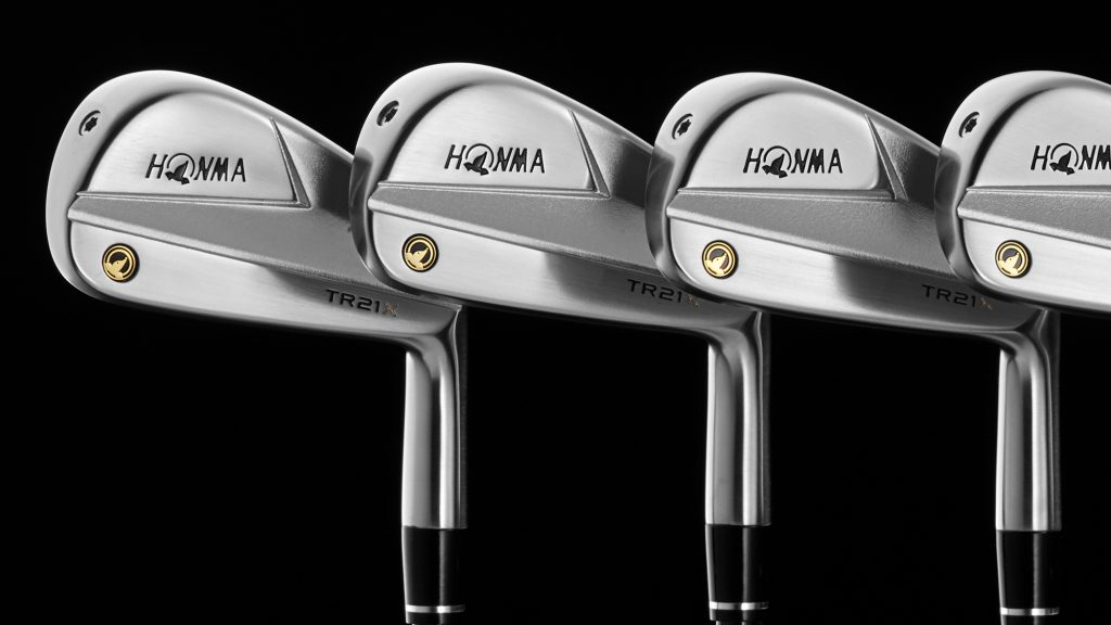Honma TR21X irons review: Built for distance - but just how far do they go?