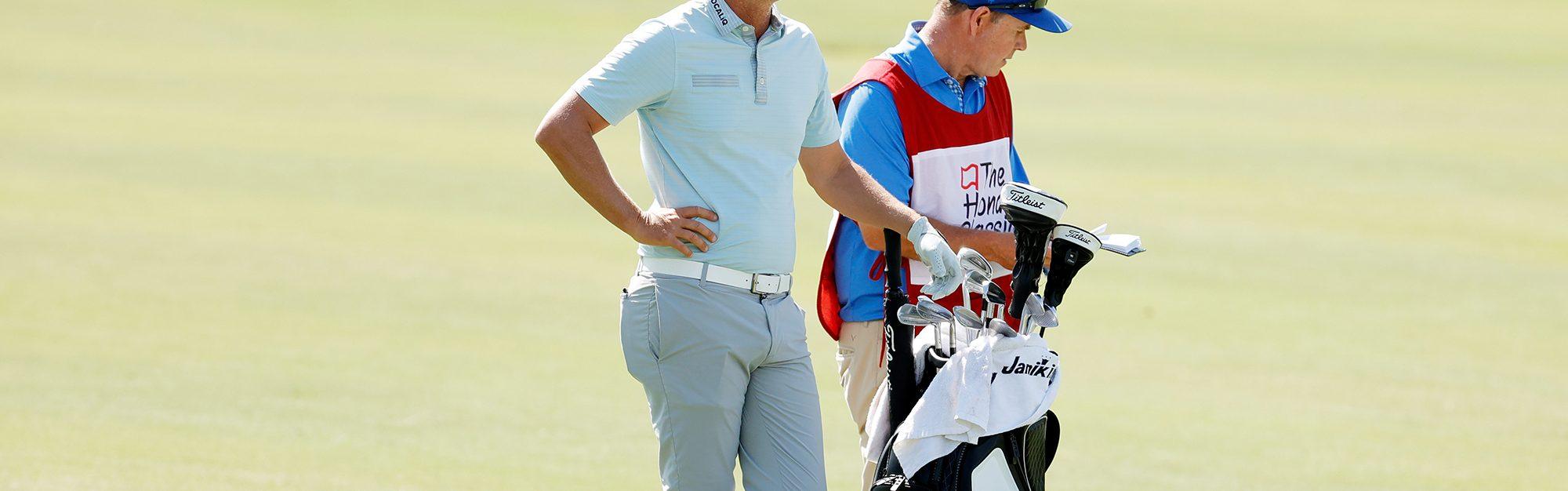 What's in Matt Jones' bag?