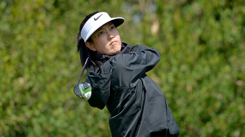 What's in Michelle Wie's bag?