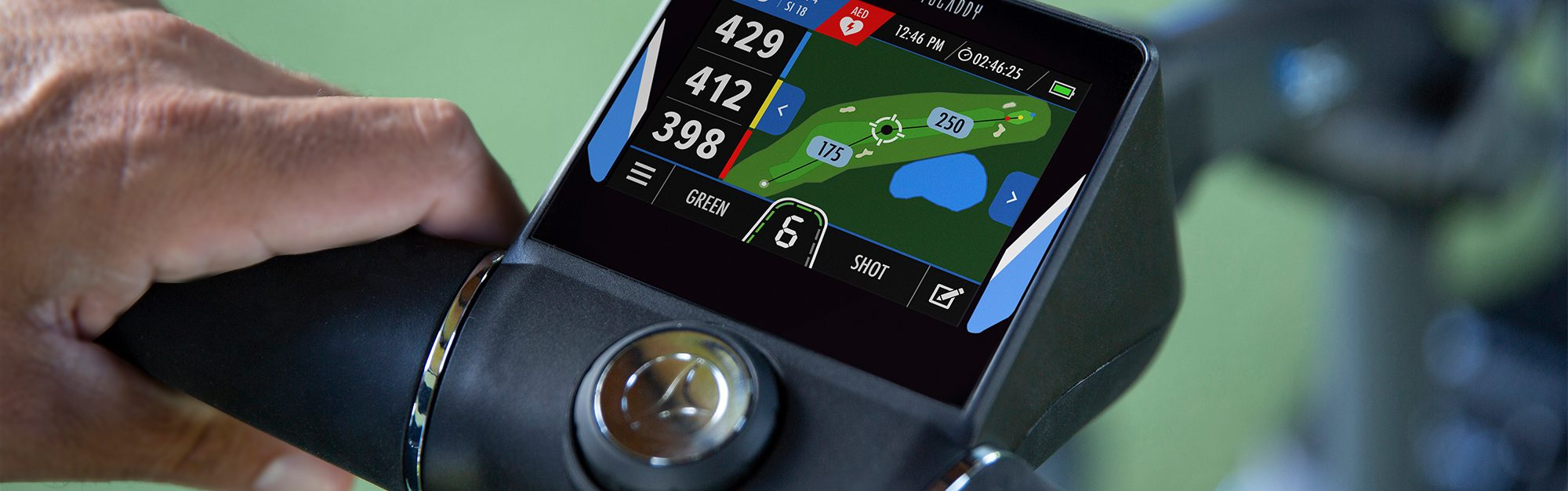 Motocaddy take GPS technology to the next level with 2021 trolley range