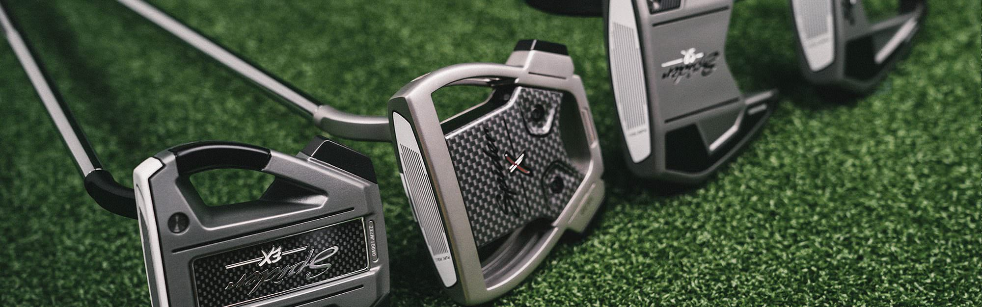 How do you make the most popular putter on tour even better? TaylorMade upgrade Spider range