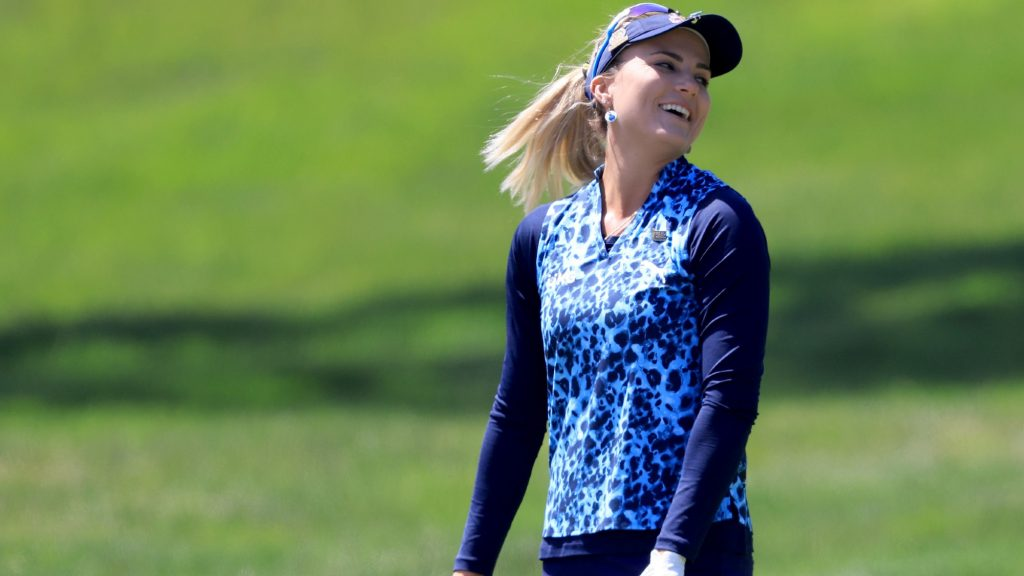 What's in Lexi Thompson's bag?