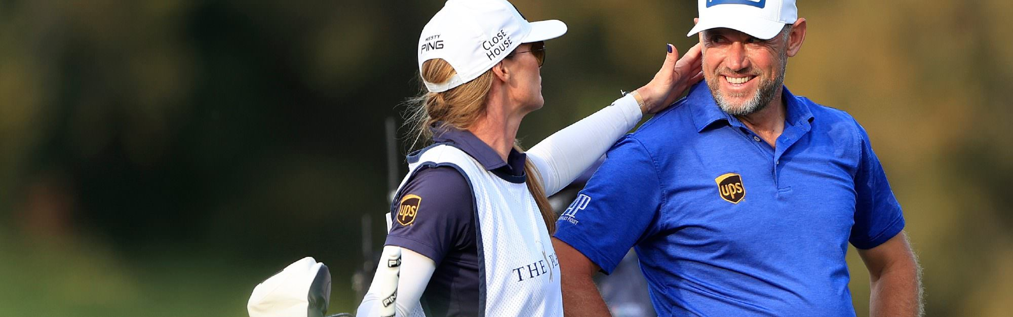 Westwood's got us talking about his major chances again - and it's all down to his 'secret weapon'