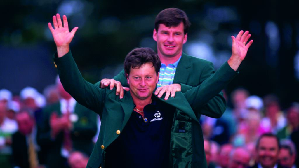 'It's like you're in a movie and it's going slow motion': Woosnam recalls his finest hour