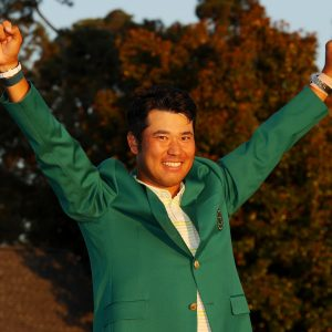 The making of a Masters champion: The introvert who carries the hopes of a nation
