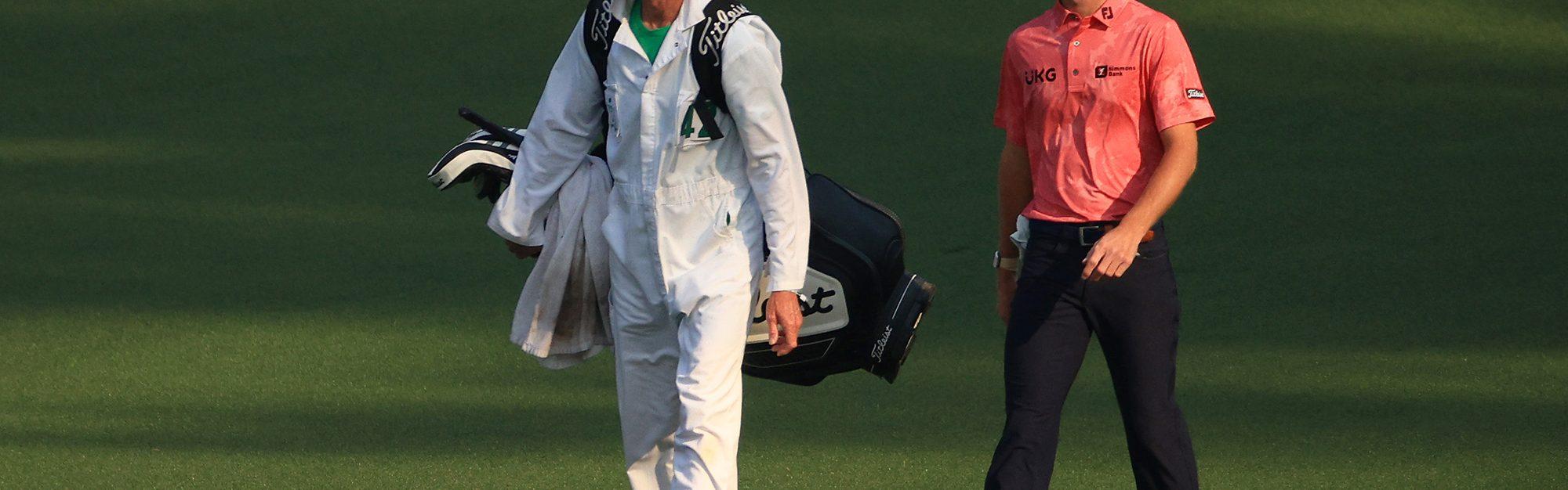 What's in Will Zalatoris's bag?