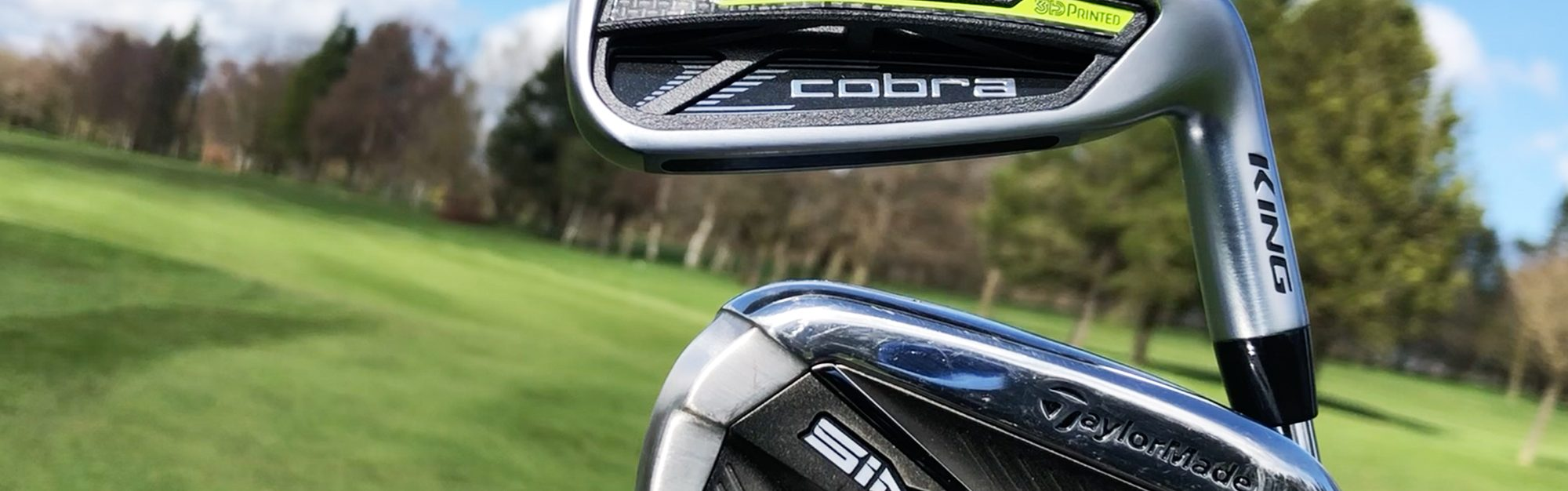 Irons World Cup 2021: Cobra Radspeed vs TaylorMade SIM2 Max