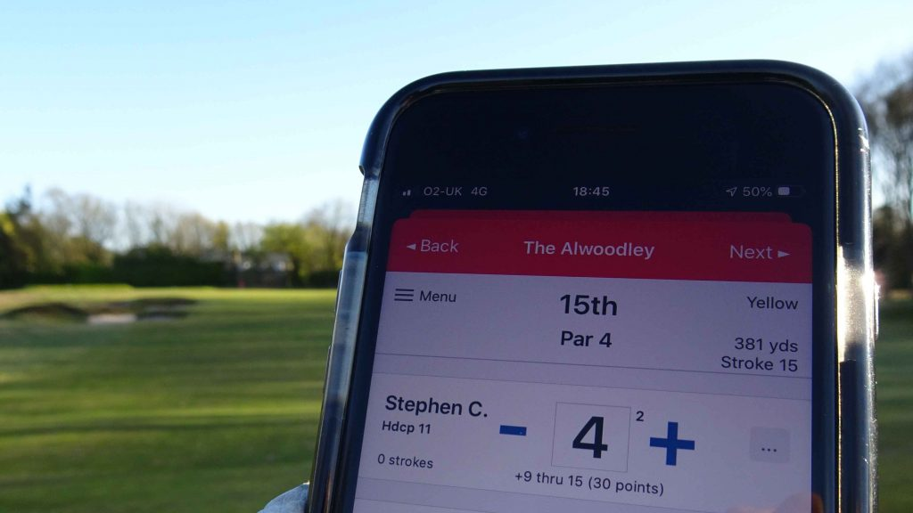 The England Golf app has launched to mixed reviews - but how did we get on with it?
