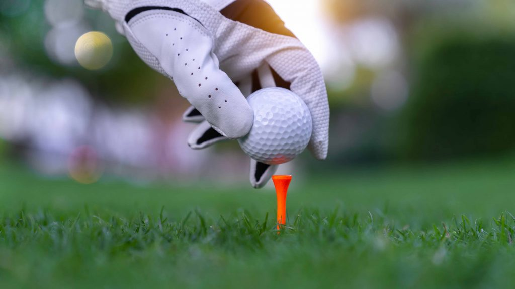 Rules of Golf explained: I've whiffed - can I put the ball back on a tee?
