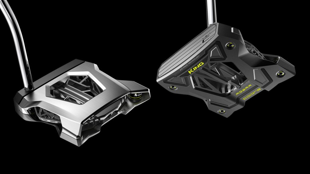 Modern or vintage? Cobra are back in the putter game in a big way