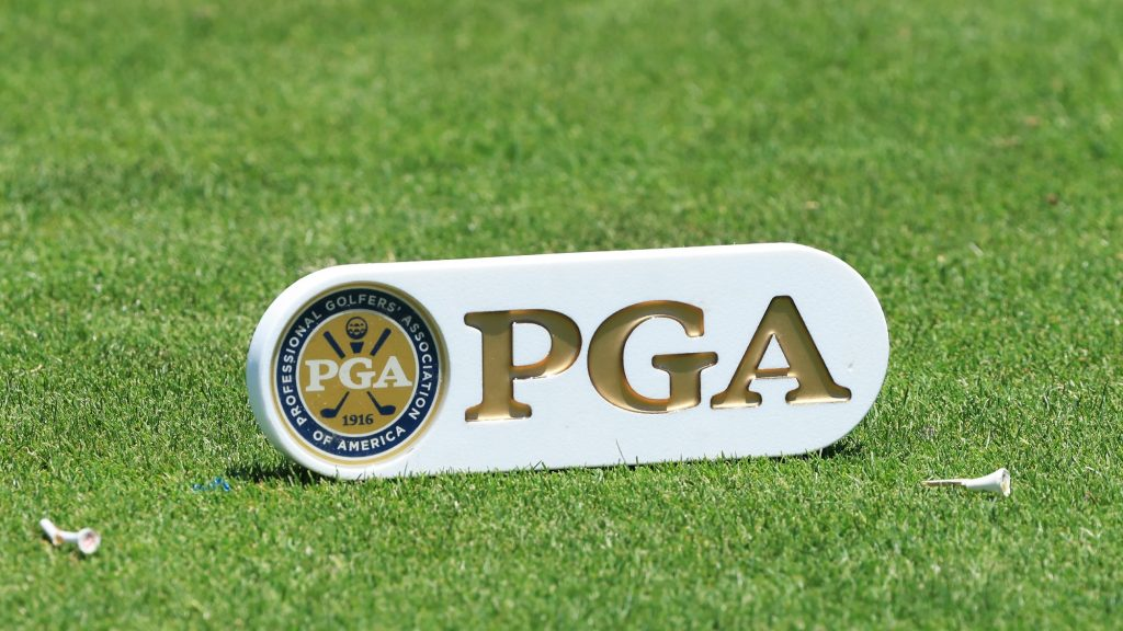PGA Championship tee times