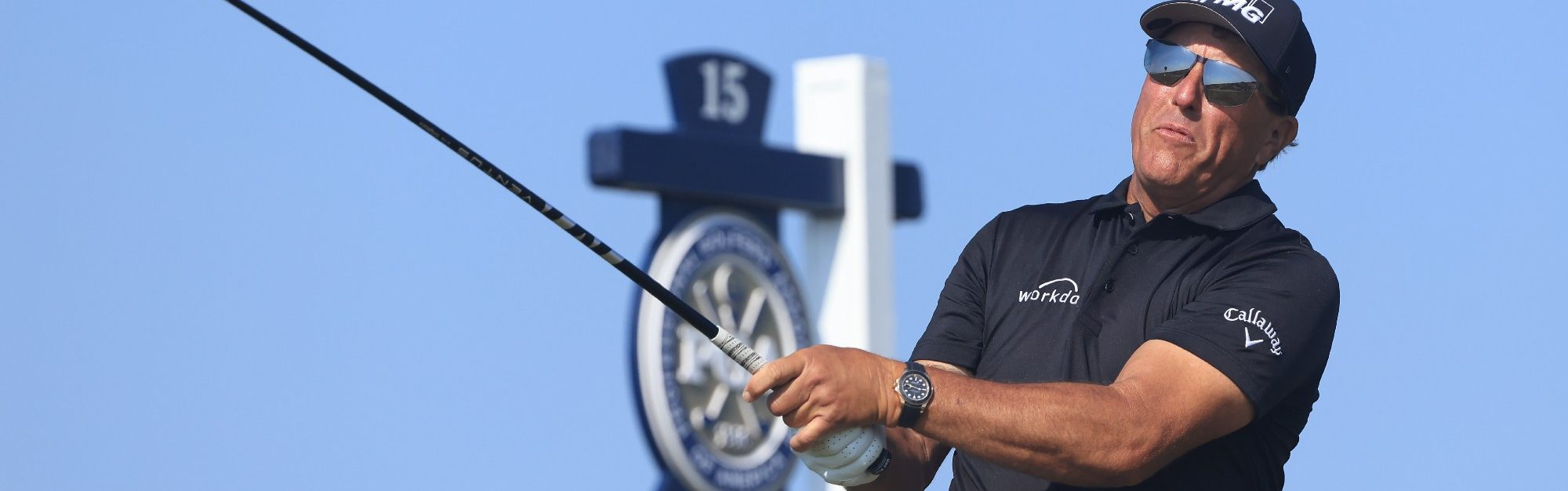 The oldest golfers to win a major championship