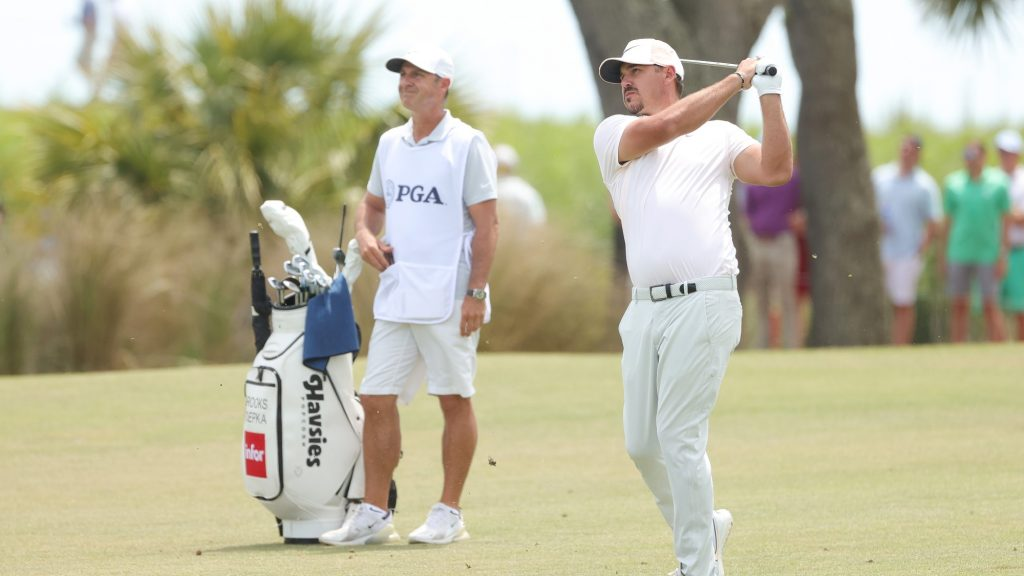 What's in Brooks Koepka's bag?