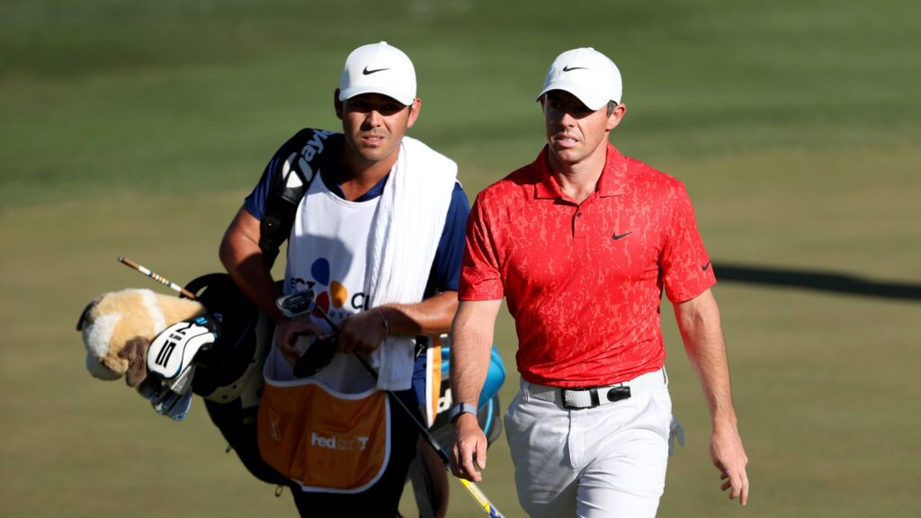 What's in Rory McIlroy's bag?