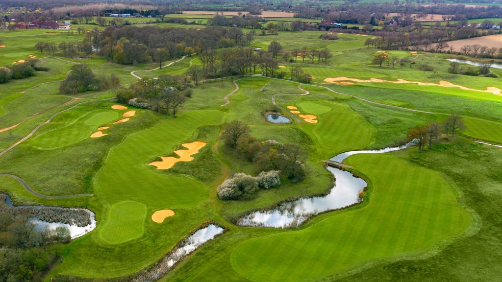 Remember the course Nick Faldo built? It's had a huge revamp