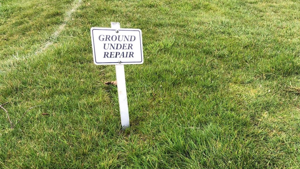 Rules of Golf explained: Can I play my ball from Ground Under Repair?